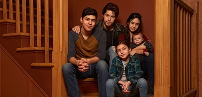 Une date pour Party of Five (2019) sur Freeform